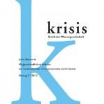 Vorlage Titelbild Krisis 3-2013
